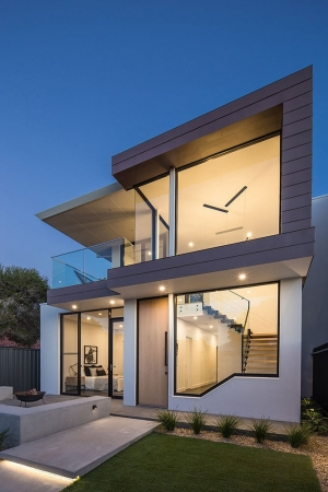Modern Architectural Design Custom Home Bindarra