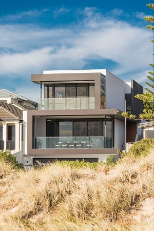 Custom Designed Esplanade Home - Brighton