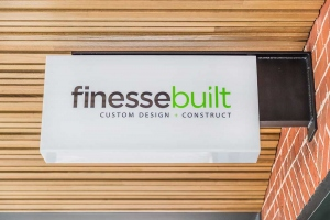 Finesse Built Commercial Fitout Office on Brighton Road