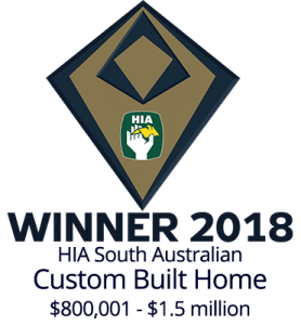 Award Winning Home Builder Adelaide