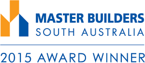 Master Builders Award Winner 2015