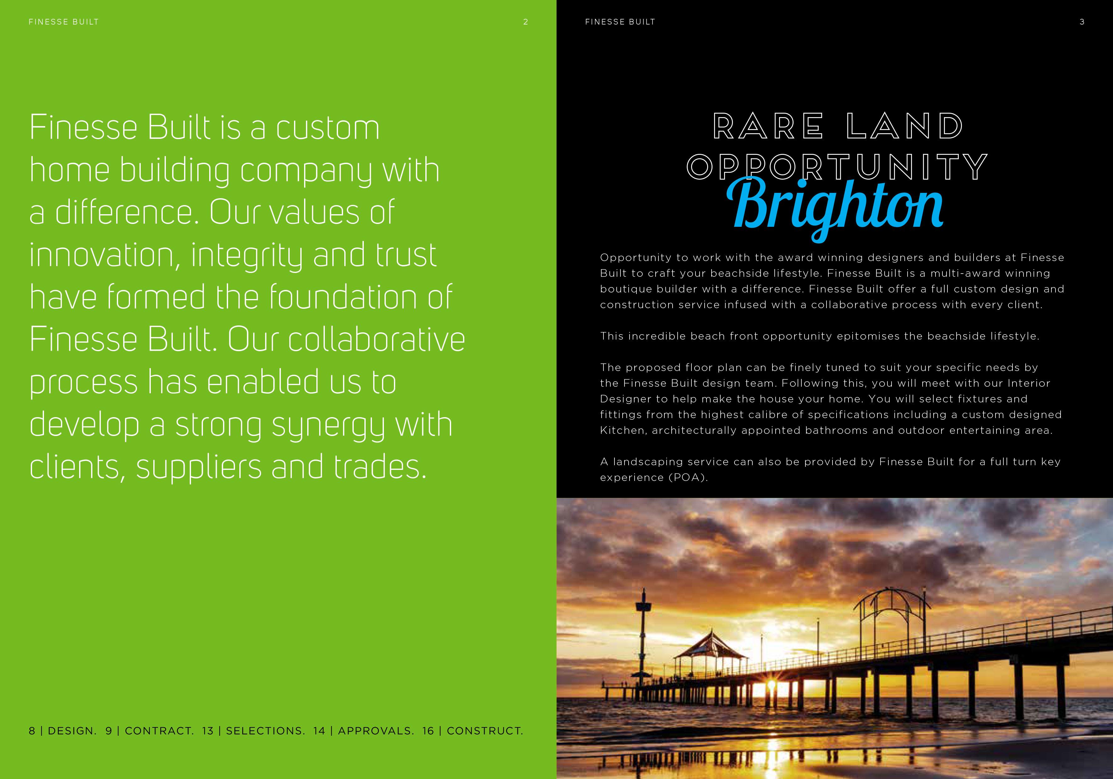 Brighton Esplanade Property