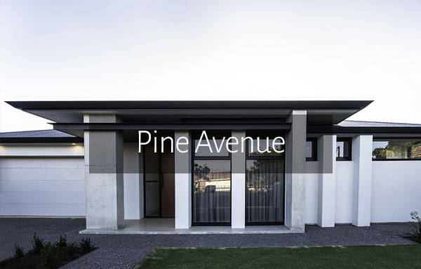 Adelaide Builder - Pine Avenue Custom Built Home