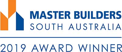 Adelaide Builder Award Winning