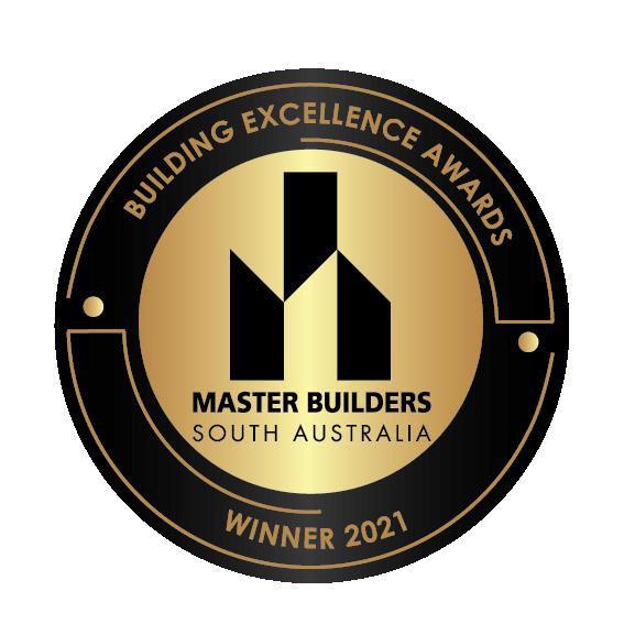 Building Excellence Award Winner 2021
