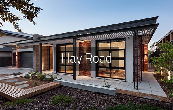 Hay Road Project